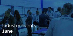 DataMiner virtual events June